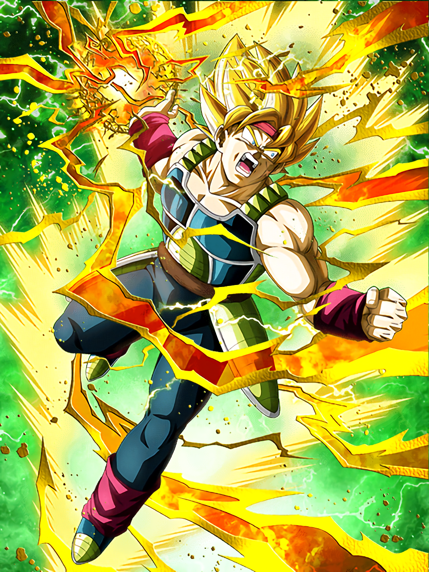 pictures of bardock