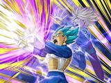 Bonds Beyond Time Super Saiyan God SS Vegeta