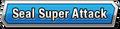 Seal Super Attack Skill Effect