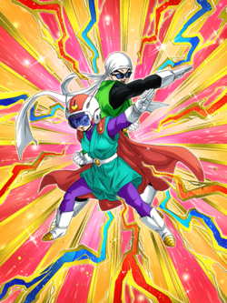 UR Great Saiyaman artwork