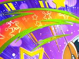 Little Great Saiyaman of Mystery Trunks (Kid) (Great Saiyaman)