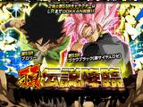 Top Legendary Summon: Broly and Goku Black (Super Saiyan Rosé)