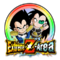 Kid Vegeta & Raditz Rainbow