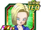 Refreshed Innocence Android 18