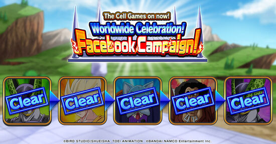 Cell Games Clear 5