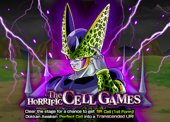 Event Cell Games big old
