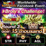 Facebook Broly Challenge Round 3