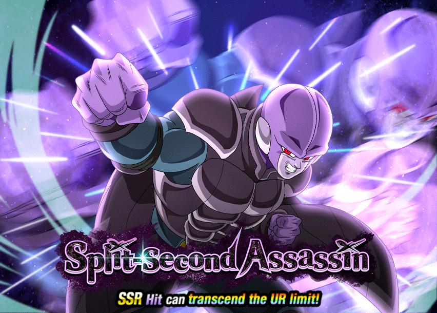 Tactics: Split-Second Assassin | Dragon Ball Z Dokkan Battle