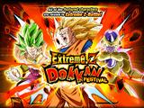Rare Summon: Super Saiyan 3 Goku Extreme Z Dokkan Festival