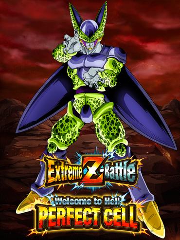 EZA STR Perfect Cell