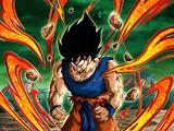 Pinnacle of Fury Goku