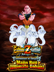 EZA Majin Buu (Ultimate Gohan)