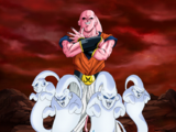 Extreme Z-Battle: Countdown to Despair Majin Buu (Ultimate Gohan)