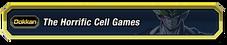Horrific Cell Games