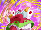 Charming Girl's Dance Super Ribrianne