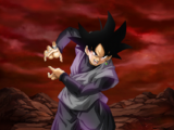Extreme Z-Battle: Dark Menace Goku Black