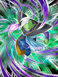 God of Rebellion Zamasu