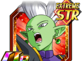 He Who Dreams of a Perfect World Zamasu