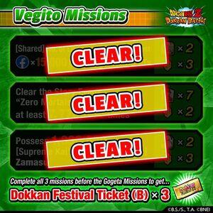 Double God Campaign Vegito