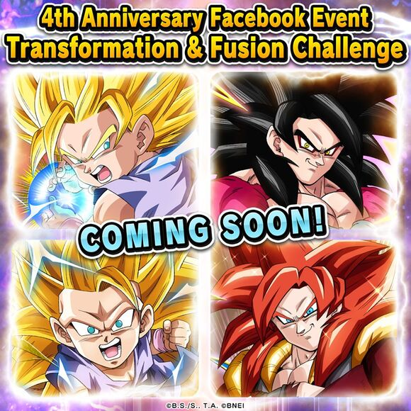 4th Anniversay Transformation & Fusion Challenge