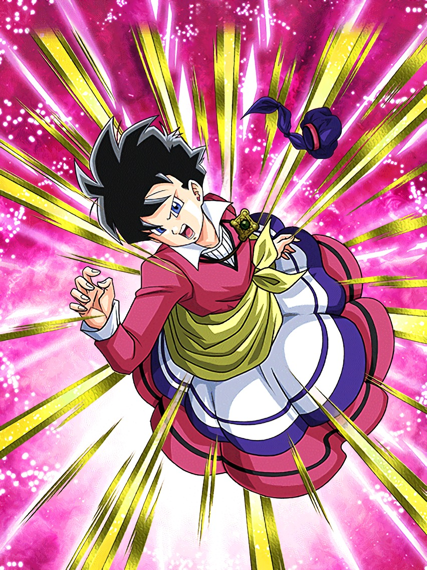 bold onslaught videl dragon ball z dokkan battle wikia