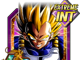 Awakened Saiyan Blood Super Saiyan Vegeta