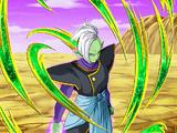 Supreme Kai's Shady Apprentice Zamasu