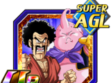 A Friend's Decision Hercule/Majin Buu (Good)