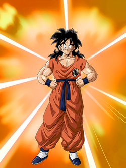Wolf of the Gale Yamcha