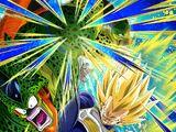 New Power from Training Super Vegeta