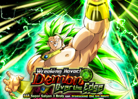 Event SS3 Broly dokkan big