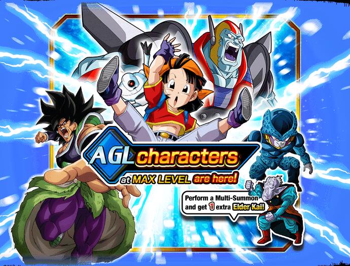 AGL Character Summon