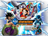 Rare Summon: AGL Character-Exclusive Summon