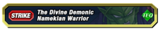 Divine Demonic Namekian Warrior