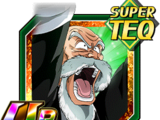Mysterious Technique Master Roshi