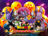 Dragon Ball Super: Universe 6 Saga