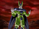 Extreme Z-Battle: Horrifying Resurrection Perfect Cell