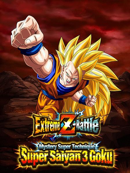 EZA SS3 Goku