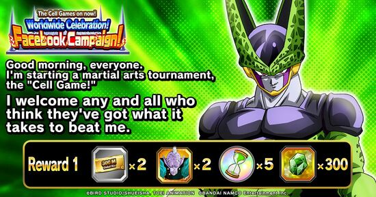 Cell Games Begin 1
