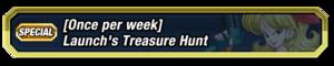Launch's Treasure Hunt WW celebration