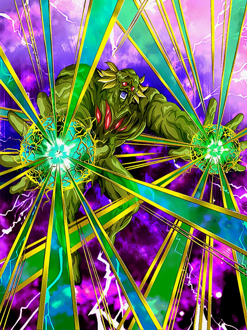 The Return Of The Demon Bio Broly Dragon Ball Z Dokkan