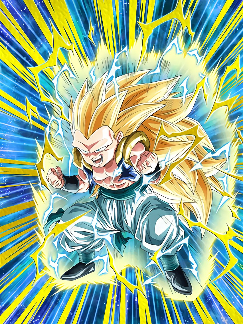 Special Transformation Super Saiyan 3 Gotenks Dragon