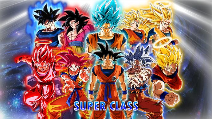 Tier List: Super | Dragon Ball Z Dokkan Battle Wikia | FANDOM