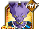 Premonition of a Great Fight Beerus