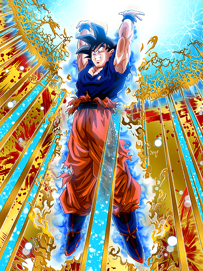 great brilliance goku - Dbz