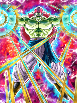 SSR Full Power Bojack Dokkan STR HD