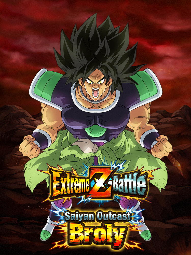 Tactics: Extreme Z-Battle: Saiyan Outcast Broly | Dragon Ball Z