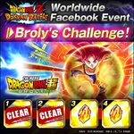 Facebook Broly Challenge Round 2 Clear