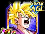 The Warrior Who Surpassed Goku Super Saiyan Gohan (Youth)