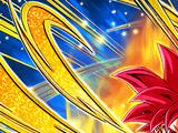 God's Impact Super Saiyan God Goku